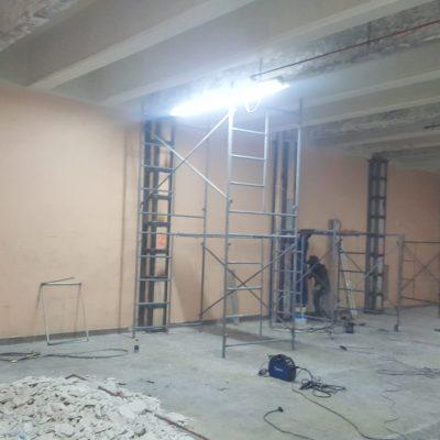 Milenio studio | Estructuras metálicas | Esmeteva