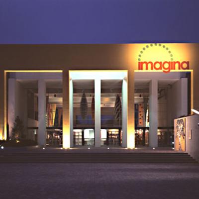Museo Imagina | Estructuras metálicas | Esmeteva