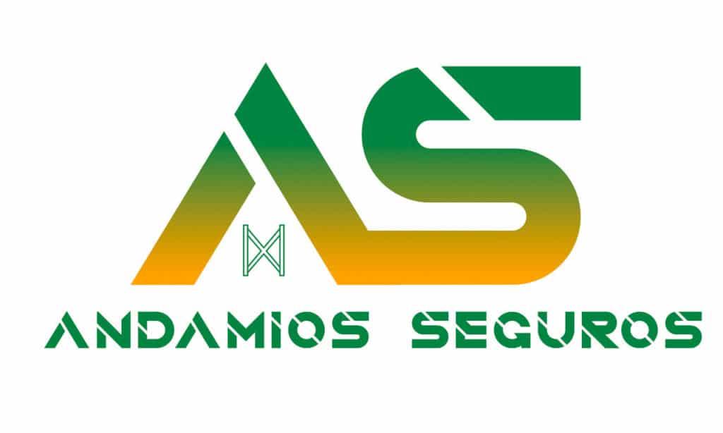 Andamios seguros Logo