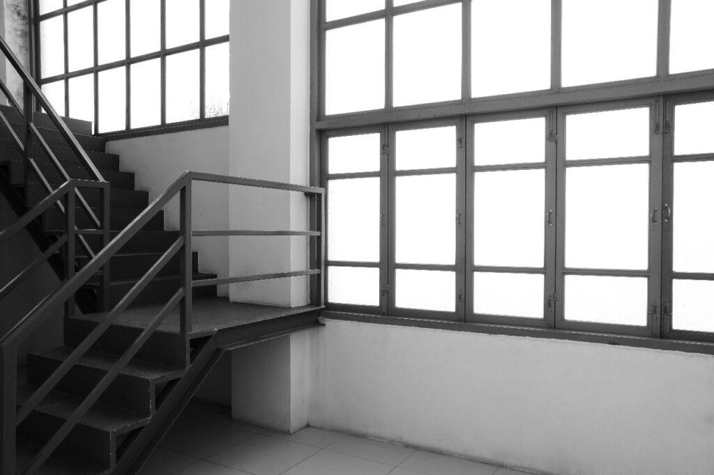 Escaleras de herreria para interiores
