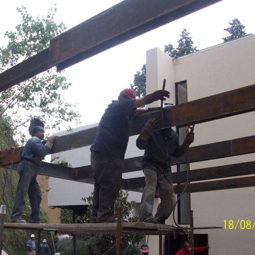 Servicio de construcción 1 ESMETEVA