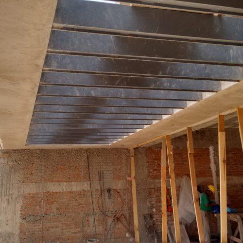 Casa Paracaima | Estructuras metálicas | Esmeteva
